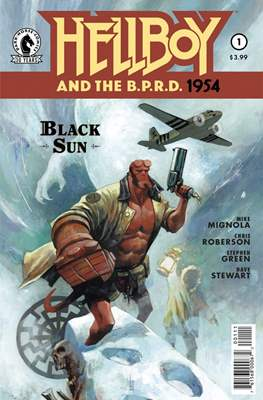 Hellboy and the B.P.R.D. (Comic-book) #11