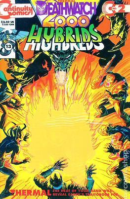 Hybrids Deathwatch 2000 (1993) (Comic Book) #2