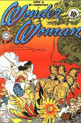 Wonder Woman Vol. 1 (1942-1986; 2020-) #3