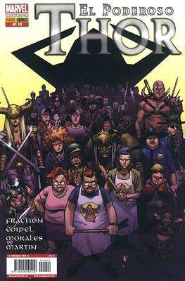 Thor / El Poderoso Thor / Thor - Dios del Trueno / Thor - Diosa del Trueno / El Indigno Thor (2011-) (Grapa) #12