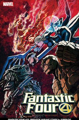 Fantastic Four Vol. 6 (2018- Variant Cover) #32
