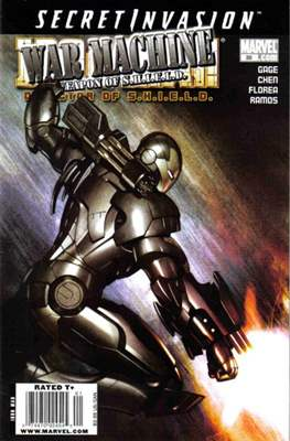 Iron Man Vol. 4 (2005-2009) (Comic Book) #35