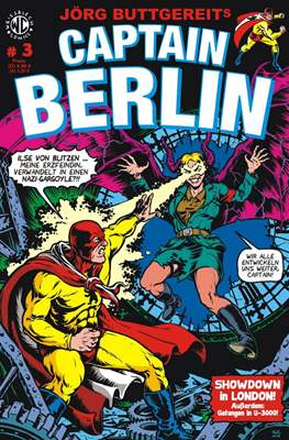 Captain Berlin #3