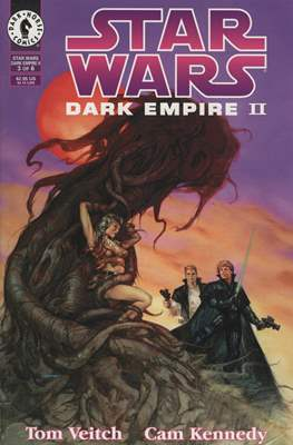 Star Wars: Dark Empire II (Comic Book) #3