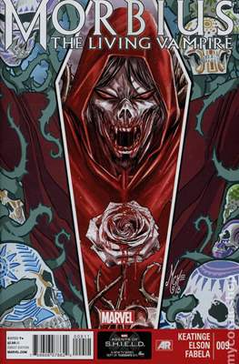 Morbius: The Living Vampire (Vol. 2 2013) (Comic Book) #9