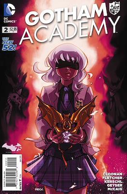 Gotham Academy (2014-2016) (Comic-Book) #2