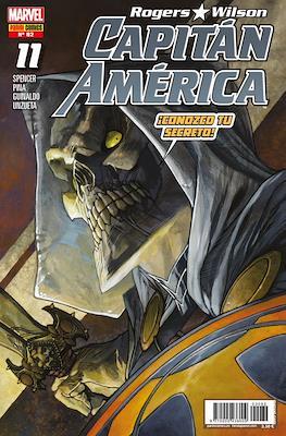Capitán América Vol. 8 (2011-) (Grapa) #82