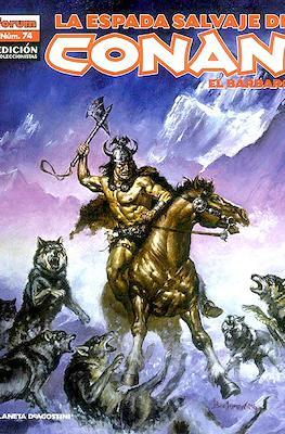 La Espada Salvaje de Conan el Bárbaro. Edición coleccionistas (Rústica. 64 páginas. B/N. (2005-2008).) #74