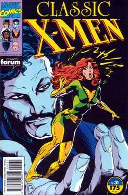 Classic X-Men Vol. 1 (1988-1992) (Grapa 32 pp) #31