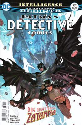 Detective Comics Vol. 1 (1937-2011; 2016-) (Comic Book) #959