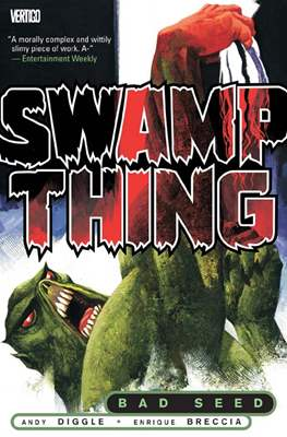 Swamp Thing Vol. 4 (2004-2006) (Softcover) #1