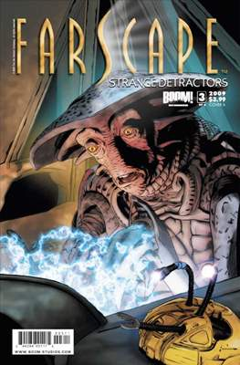 Farscape: Strange Detractors #3