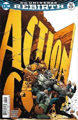 Action Comics Vol. 1 (1938-2011; 2016-) (Comic Book) #962
