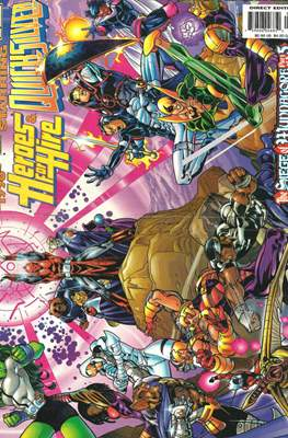 Heroes for Hire & Quicksilver Annual 1998