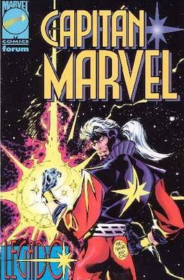 Capitán Marvel: Legado (1996)