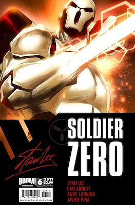 Soldier Zero (Cómic grapa) #6