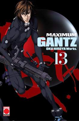 Maximum Gantz #13