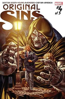 Original Sins (Comic Book) #4