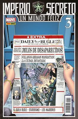 Imperio Secreto: Un mundo feliz (Grapa) #3