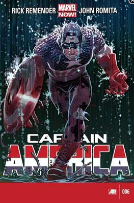 Captain America Vol. 7 (Digital. 2012) #6