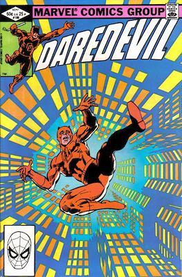 Daredevil Vol. 1 (1964-1998) (Comic Book) #186