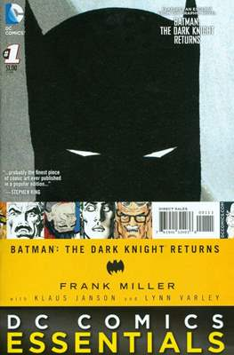 Batman: The Dark Knight Returns - DC Comics Essentials
