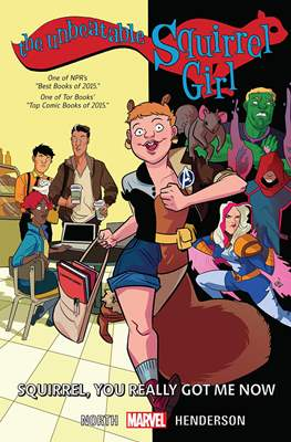 The Unbeatable Squirrel Girl (Digital collected) #3