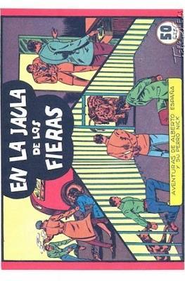 Alberto España (Cuaderno, Grapa 1944) #3