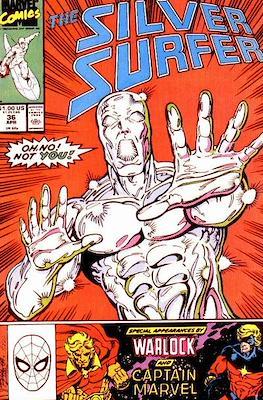 Silver Surfer Vol. 3 (1987-1998) #36