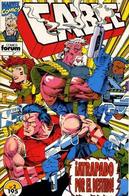 Cable Vol. 1 (1994-1995) #2