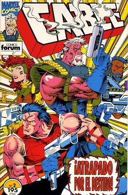 Cable Vol. 1 (1994-1995) (Grapa 32 pp) #2