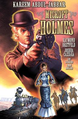 Mycroft Holmes and The Apocalypse Handbook (Comic Book) #5