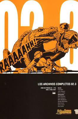 El Juez Dredd: Los Archivos Completos #6