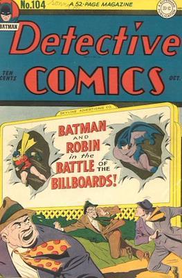 Detective Comics Vol. 1 (1937-2011; 2016-) (Comic Book) #104