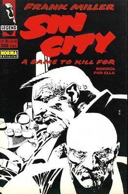 Sin City. Moriría por ella (Grapa) #3