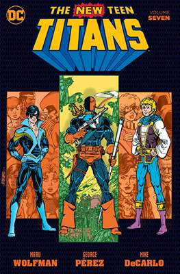The New Teen Titans (Softcover) #7