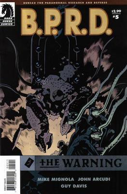 B.P.R.D. (Comic Book) #50