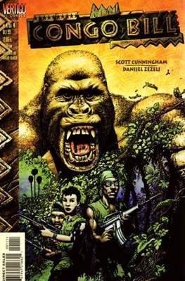 Congo Bill #1