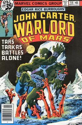 John Carter Warlord of Mars Vol 1 (Comic-book.) #18