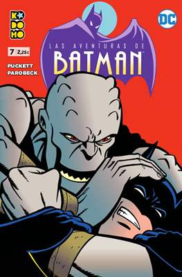 Las aventuras de Batman (Grapa 24 pp) #7