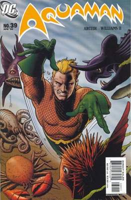 Aquaman Vol. 6 / Aquaman: Sword of Atlantis (2003-2007) (Comic Book) #39