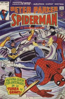 Peter Parker Spiderman Vol. 1 (1978-1980) (Grapa 36 pp) #12
