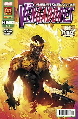 Los Vengadores Vol. 4 (2011-) (Grapa) #126/27