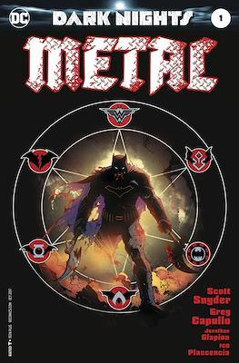 Dark Nights: Metal (Variant Covers) (Comic Book) #1.4
