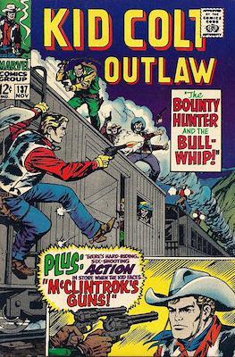 Kid Colt Outlaw Vol 1 (Comic-book.) #137