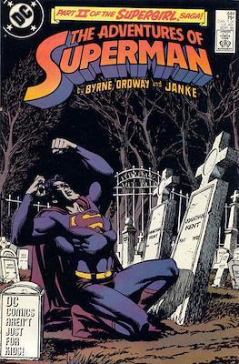Superman Vol. 1 / Adventures of Superman Vol. 1 (1939-2011) (Comic Book) #444