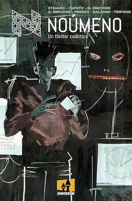 Noúmeno. Un thriller cuántico (Cartoné 208 pp)