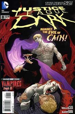 Justice League Dark Vol. 1 (2011-2015) (Comic-Book) #8