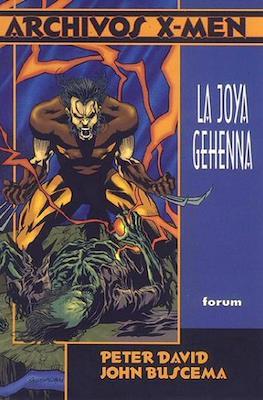 Archivos X-Men (1995-1998) (Rústica 96-256 pp) #6