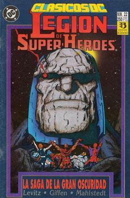 Clásicos DC (1990-1993) (Grapa) #22